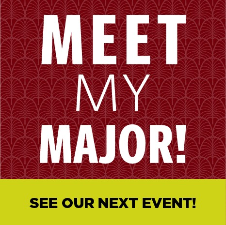 meet my major: see next event