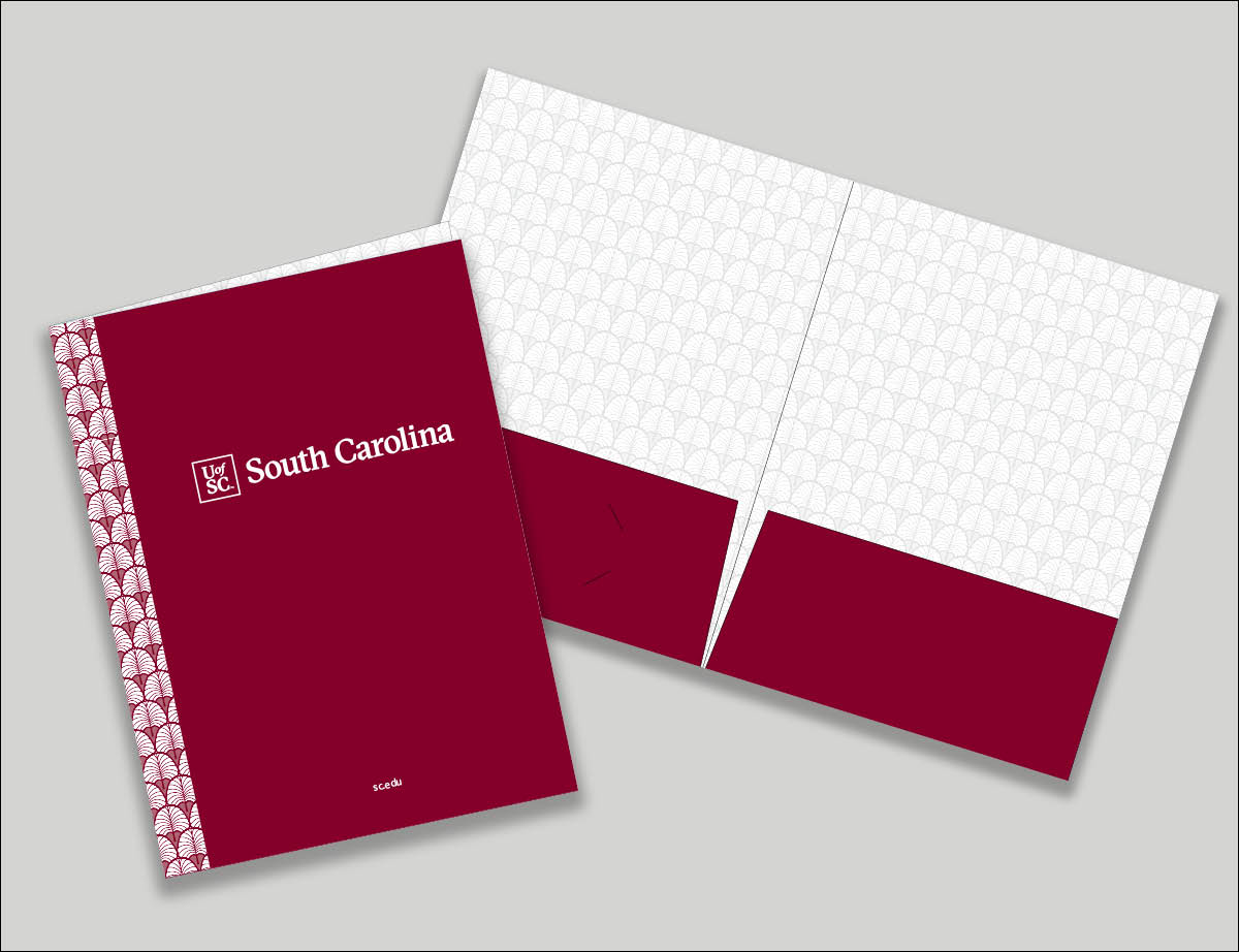 example of a pocket folder