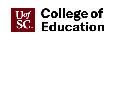 University of South Carolina College of Education logo.