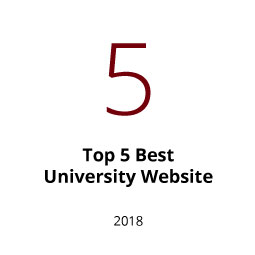 top university website