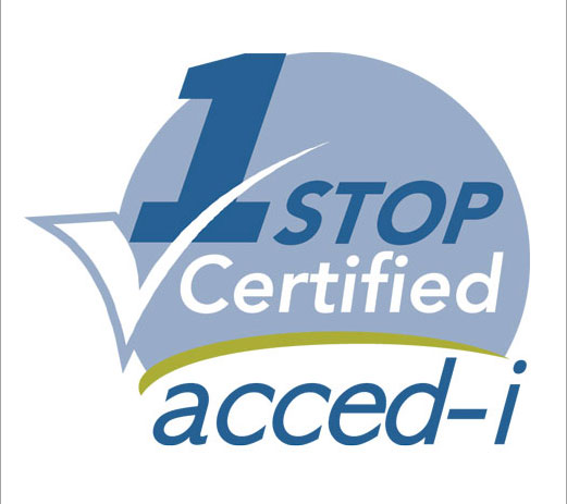 Certified as a One Stop Shop through the Association of Collegiate Conference and Event Directors - International