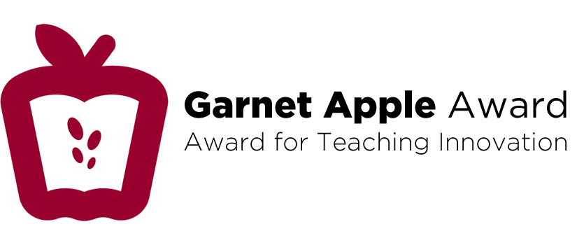 Garnet Apple Award