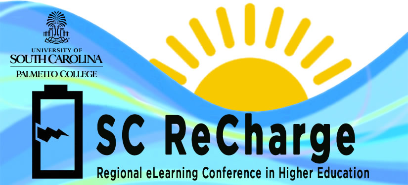 SC Recharge Event Logo