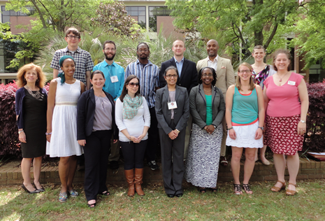 Preparing Future Faculty 2014-2015 Award Recipients