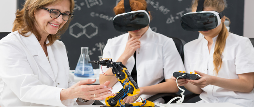 Virtual Reality in Higher Education