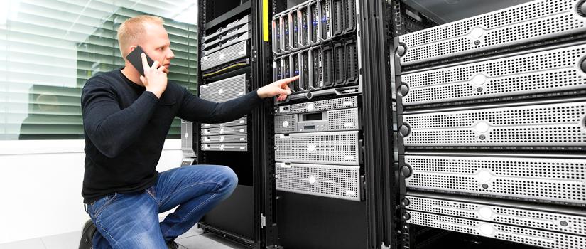System administrator in Data Center