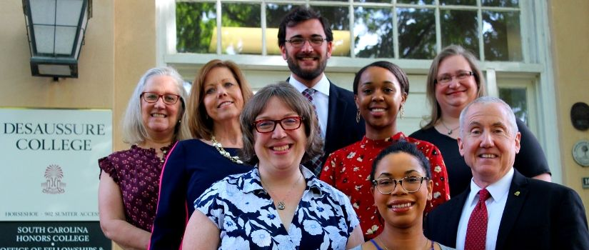National Fellowships and Scholar Programs staff