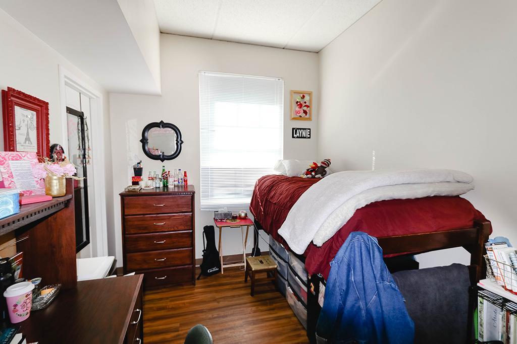 South Quad Room Tour Usc