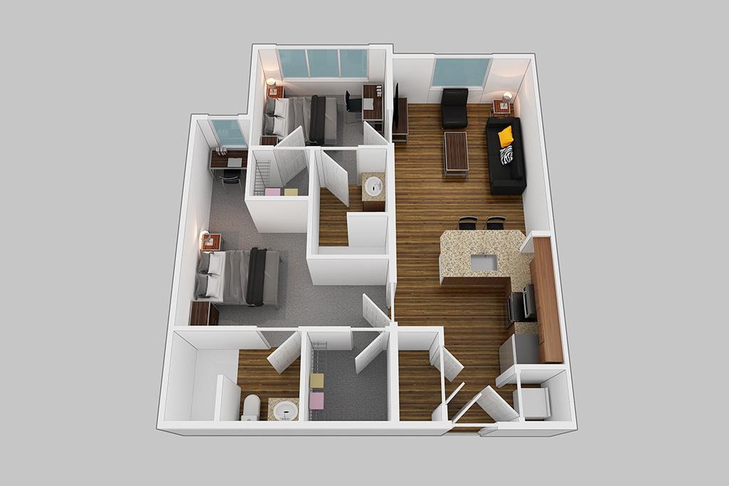 Park Place - Housing | University of South Carolina