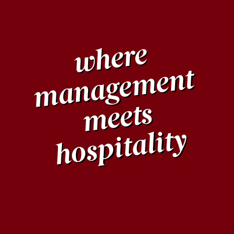 where management meets hospitality