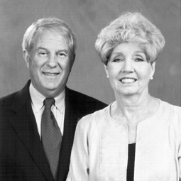Dr. Jim and Ms. Marta Stiver