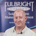 Visiting Fulbright Scholar, Dr. Cormac O'Brien