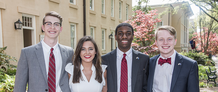 Student Government executive officers