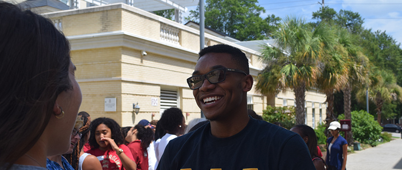 MAPP mentors help new students find their place at UofSC.