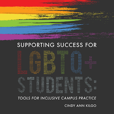 Supporting Success for LGBTQ+ Students book cover