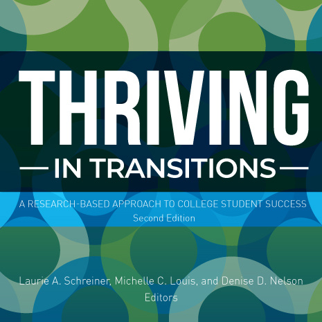 Thriving in Transitions Second Edition cover