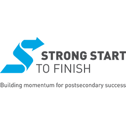Strong Start to Finish logo