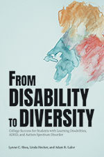Disability to Diversity book cover