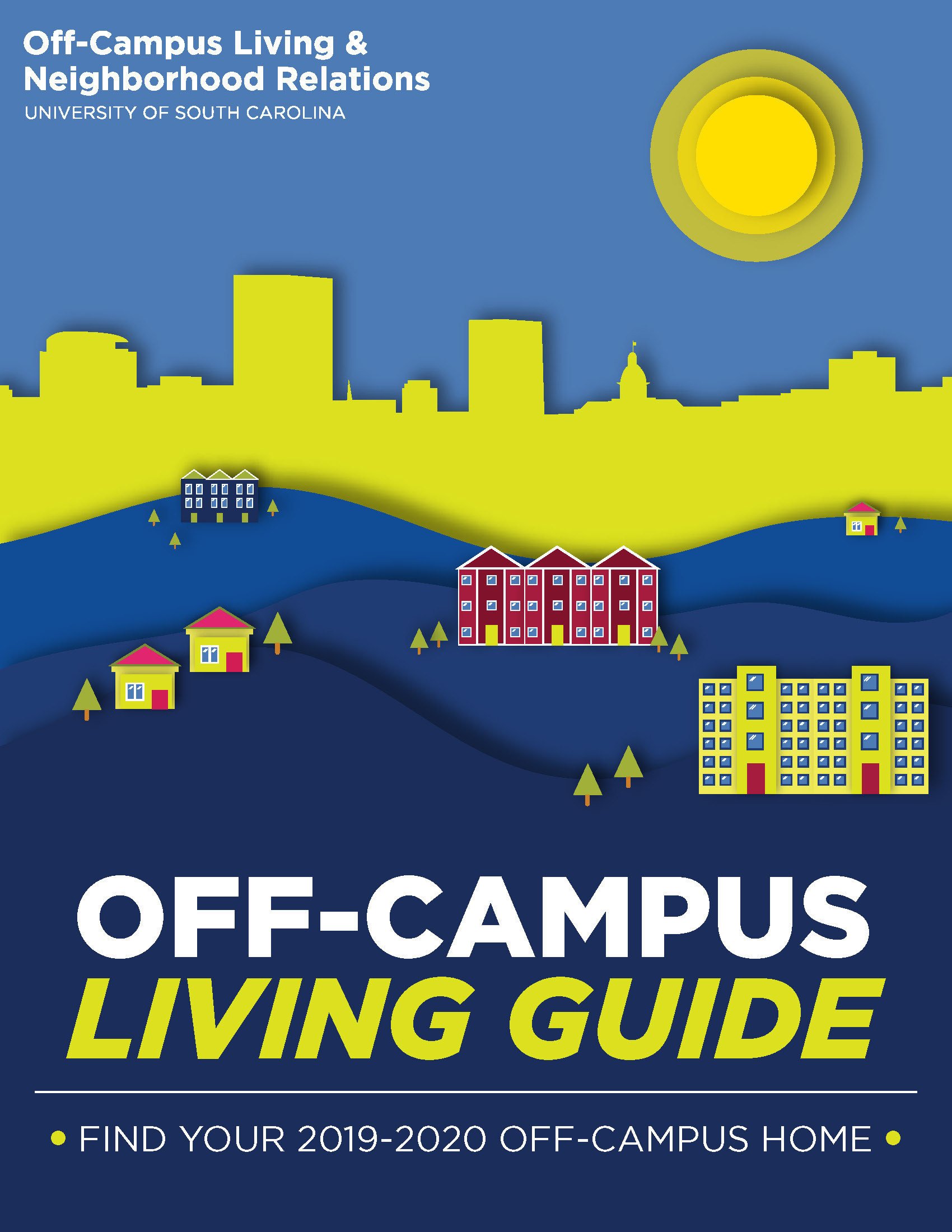 guidebook for off-campus living