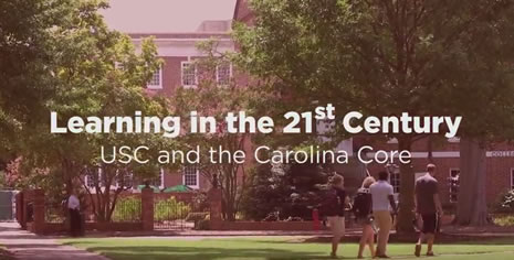 Learning in the 21st Century: USC and the Carolina Core