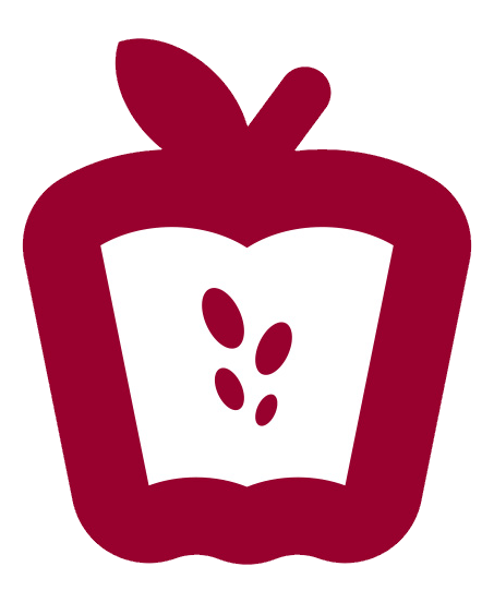 Garnet Apple logo
