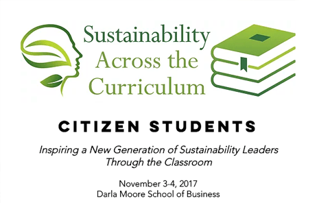 Inspriring a new generation of sustainability leaders