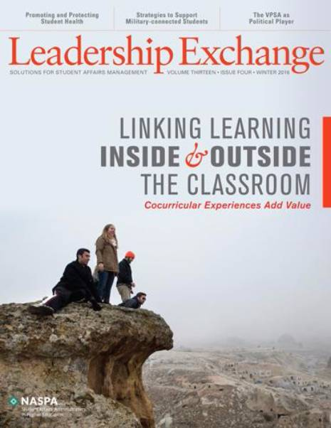 leadership exchange cover