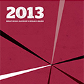 2013 Breakthrough Leadership in Research Awards Booklet