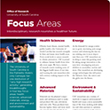Focus Areas general one pager