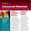 Focus Areas Advanced Materials one pager