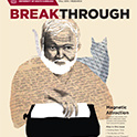 Fall 2015 Issue of Breakthrough