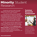 Minority student research opportunities