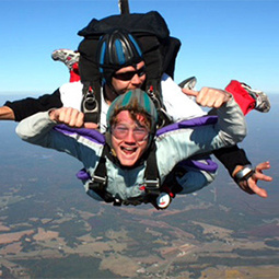 skydiving experience essay I ticked several activities off my bucketlist during my sa trip and tandem skydiving was one of them my first tandem skydive experience.