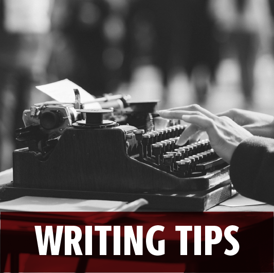 Writing Tips Icon