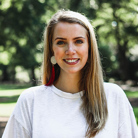 sarah lilley, public relations student at uofsc