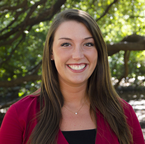 Hailey Gooding, Admissions Counselor