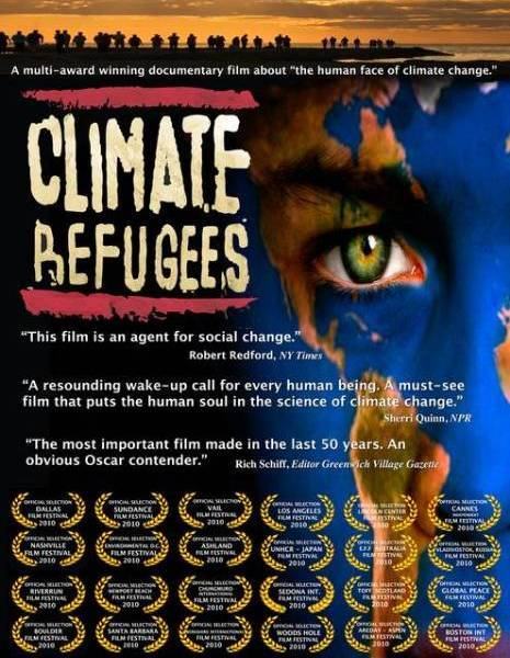 Climate Refugees film cover image