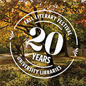 fall literary festival icon