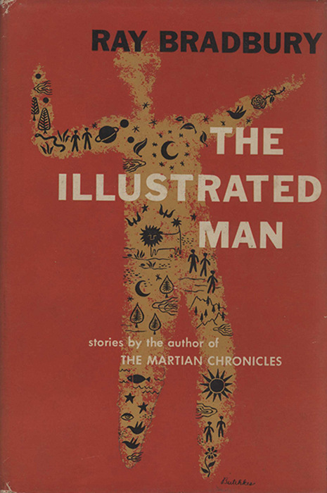 Illustrated Man cover