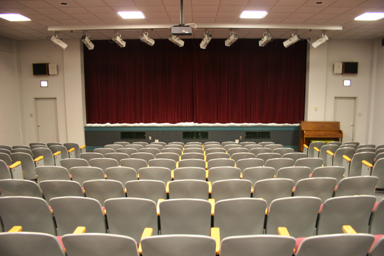 Stevens Auditorium Usc Lancaster University Of South