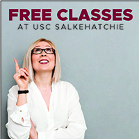Free Classes at Salk!