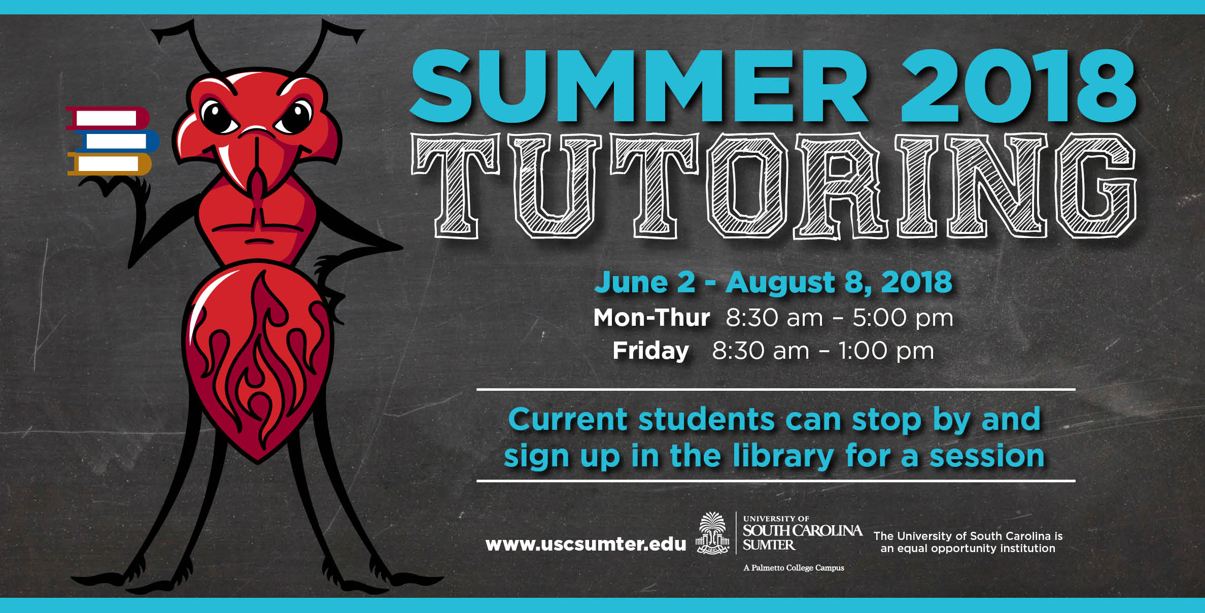 Summer 2018 Tutoring