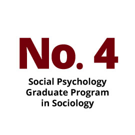 No. 4 Social Psychology Graduate Program