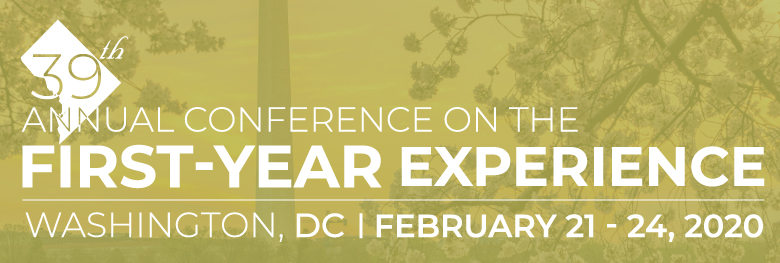 39th Annual Conference on The First-Year Experience