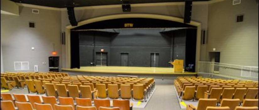Booker T Washington Auditorium