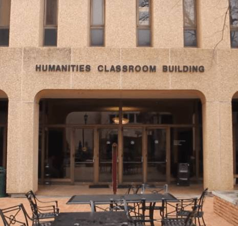 Humanities building