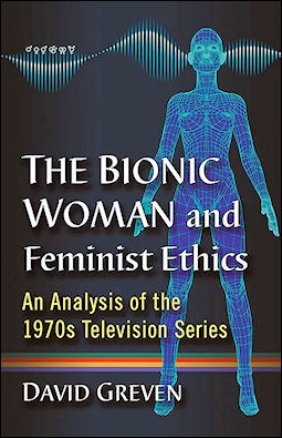 Bionic Woman Book Cover