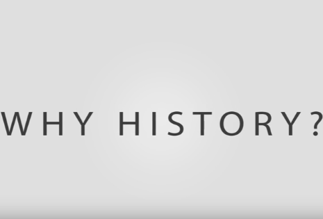Why history?