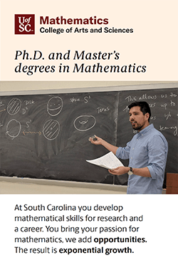 Math Program Brochure