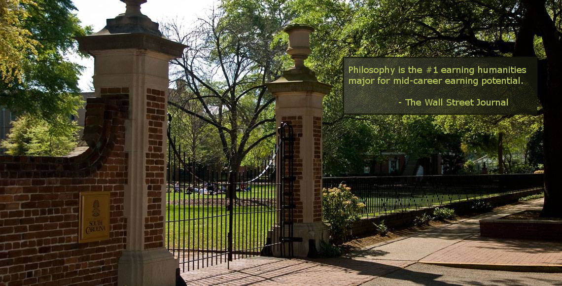 Gates to the Horseshoe